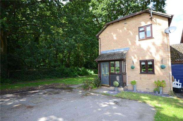 1 Bedroom Semi Detached House for sale in Vermont Woods, Finchampstead, Wokingham
