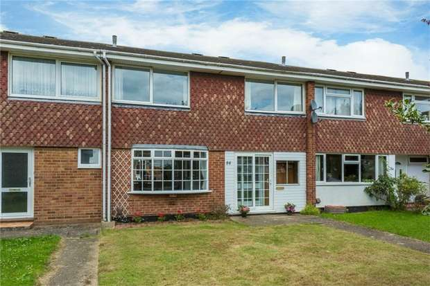 3 Bedrooms Terraced House for sale in 86 Dutton Way, IVER, Buckinghamshire