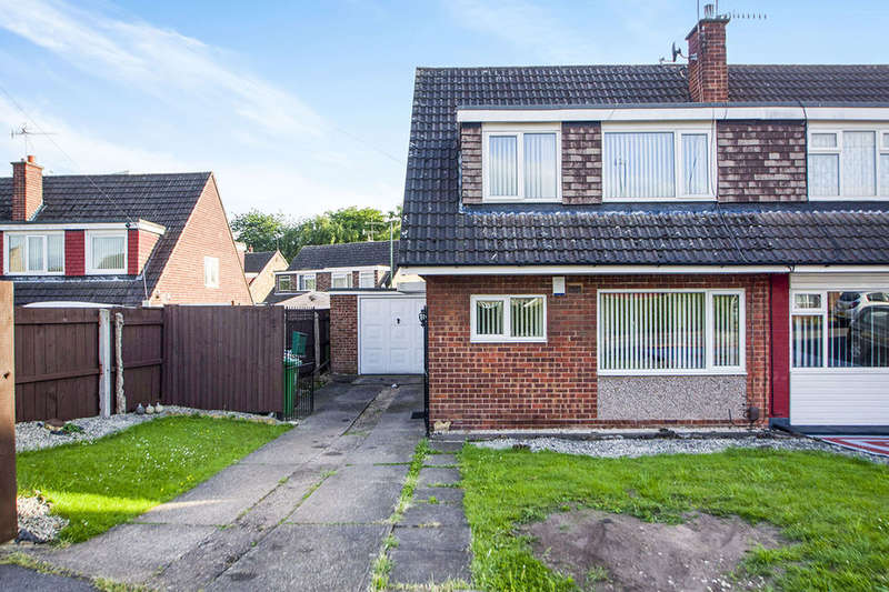 3 Bedrooms Semi Detached House for sale in Ladbrooke Crescent, Nottingham, NG6