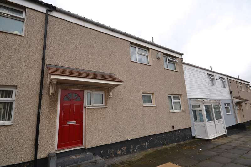 3 Bedrooms Terraced House for sale in Langtry Close, Kirkdale, Liverpool, L4