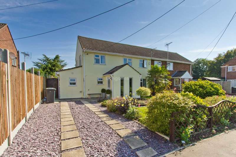 4 Bedrooms Semi Detached House for sale in All Saints Place, Wretton