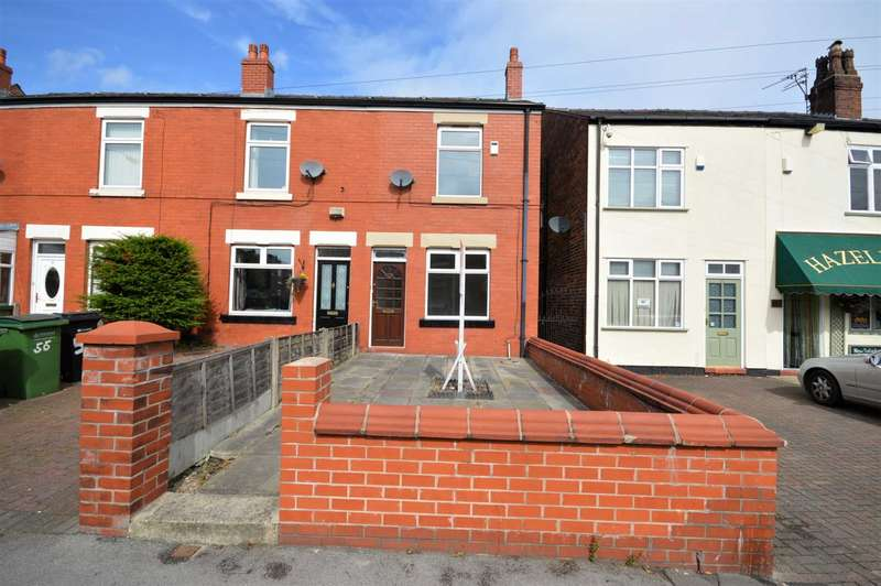 2 Bedrooms End Of Terrace House for sale in Commercial Road, Hazel Grove
