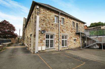 3 Bedrooms Flat for sale in 2 Pound Lane, Bodmin, Cornwall
