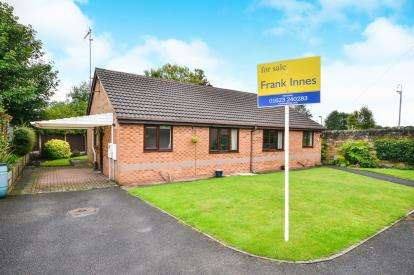 2 Bedrooms Bungalow for sale in Sherwood Grange, Mansfield, Nottinghamshire