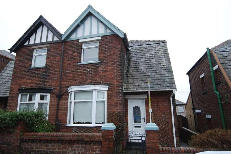 2 Bedrooms Semi Detached House for sale in Victoria Road, Barrow-in-Furness, Cumbria, LA14 5NL