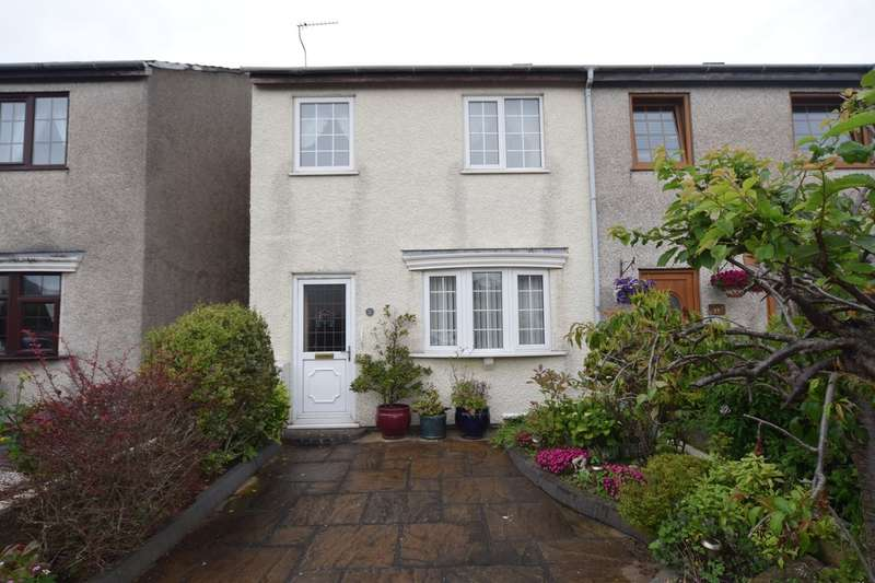 2 Bedrooms End Of Terrace House for sale in Whitehead Close, Barrow-in-Furness, Cumbria, LA14 1AP