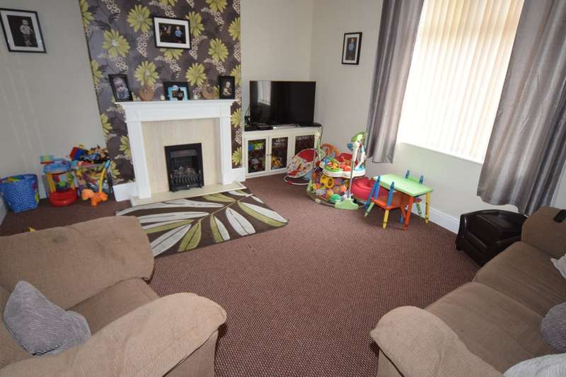 3 Bedrooms Semi Detached House for sale in Dundee Street, Barrow-in-Furness, Cumbria, LA12 2RR