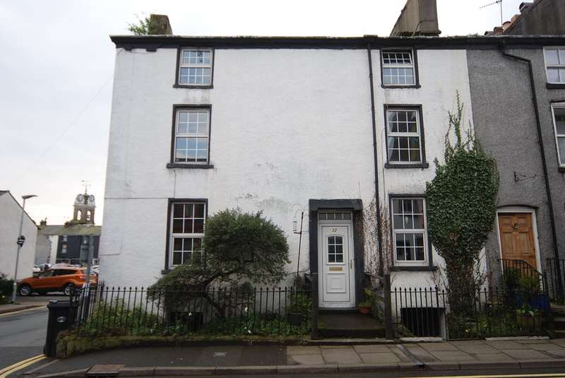 5 Bedrooms End Of Terrace House for sale in Fountain Street, Ulverston, Cumbria, LA12 7EQ