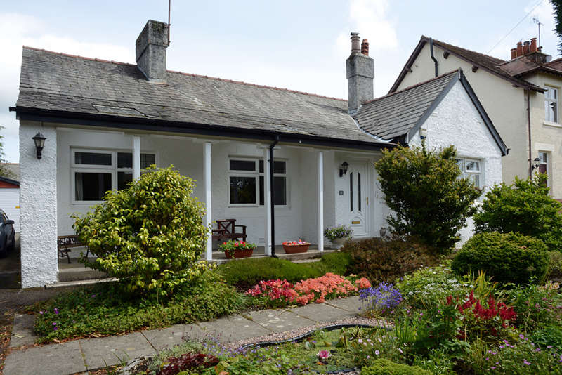 3 Bedrooms Detached Bungalow for sale in Woodland Road, Ulverston LA12 0DX