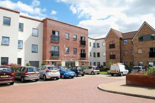 1 Bedroom Flat for sale in Wellingborough Road, Weston Favell, Northampton NN3 3JB