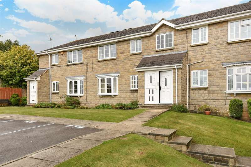 2 Bedrooms Apartment Flat for sale in Borrowdale Croft, Yeadon, Leeds, LS19 7FN