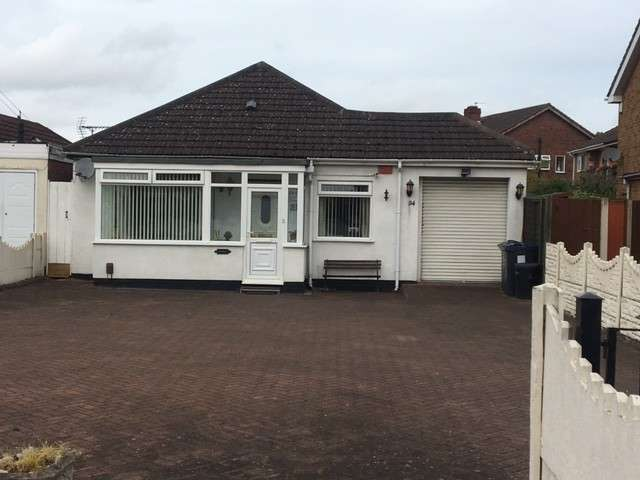 2 Bedrooms Bungalow for sale in Sheldon, Birmingham