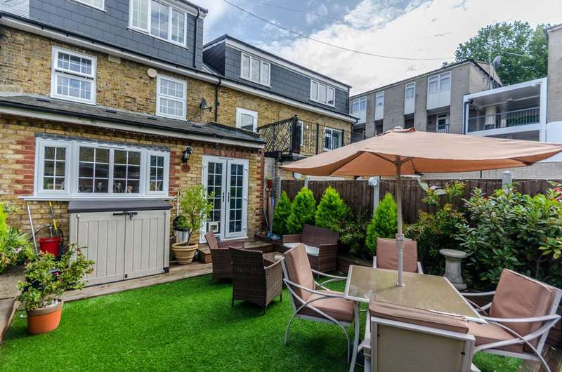 4 Bedrooms House for sale in Kingfield Street, Isle Of Dogs, E14