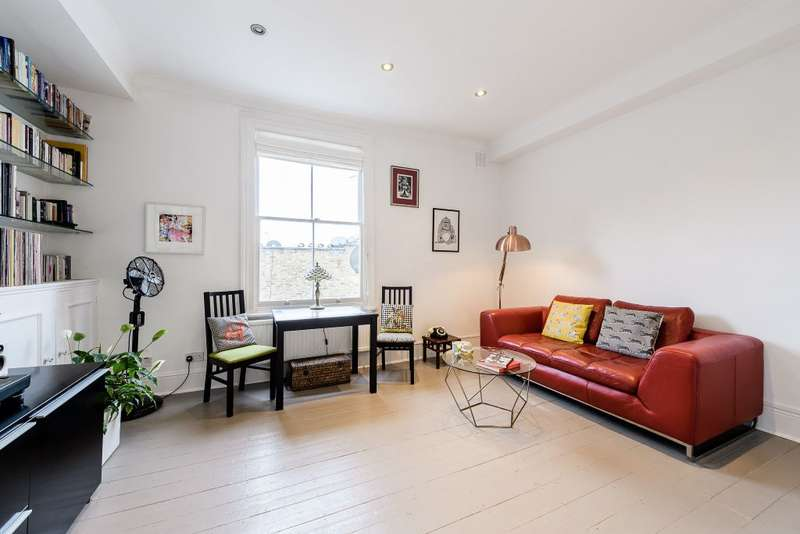 1 Bedroom Flat for sale in St.Charles Square, London, W10 6EF
