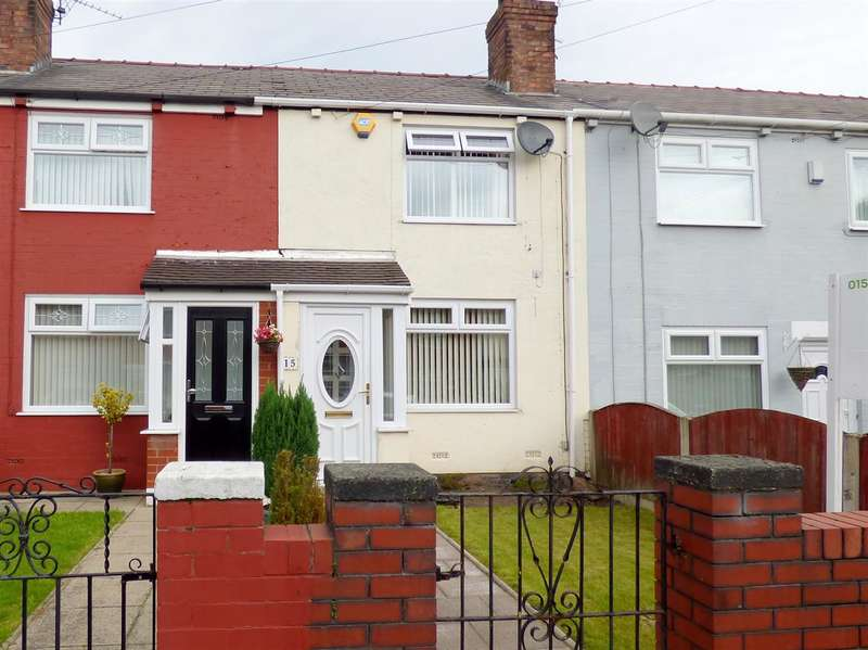2 Bedrooms Terraced House for sale in West View Avenue, Huyton, Liverpool