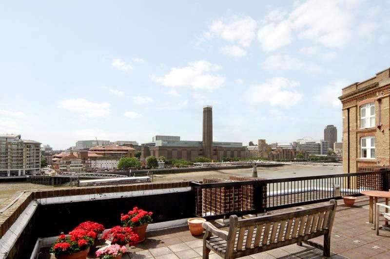 1 Bedroom Flat for sale in Queens Quay, 58 Upper Thames Street, City Of London, EC4V