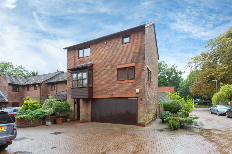 3 Bedrooms Mews House for sale in All Saints Mews, Harrow, HA3
