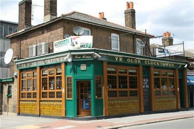 3 Bedrooms Commercial Property for sale in Whitehorse Road, Croydon