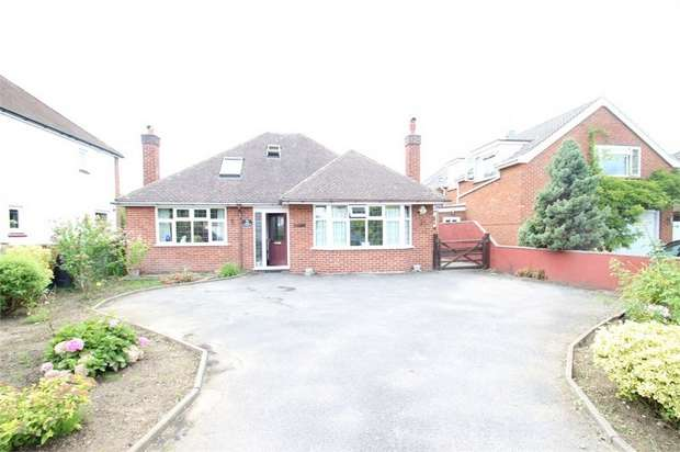 4 Bedrooms Detached House for sale in Brooke Forest, Fairlands, GUILDFORD, Surrey