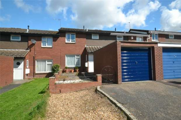 3 Bedrooms Terraced House for sale in 40 Deepdale, Telford, Shropshire