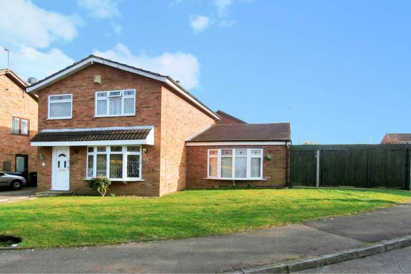 3 Bedrooms Detached House for sale in Potton Close, Coventry, CV3