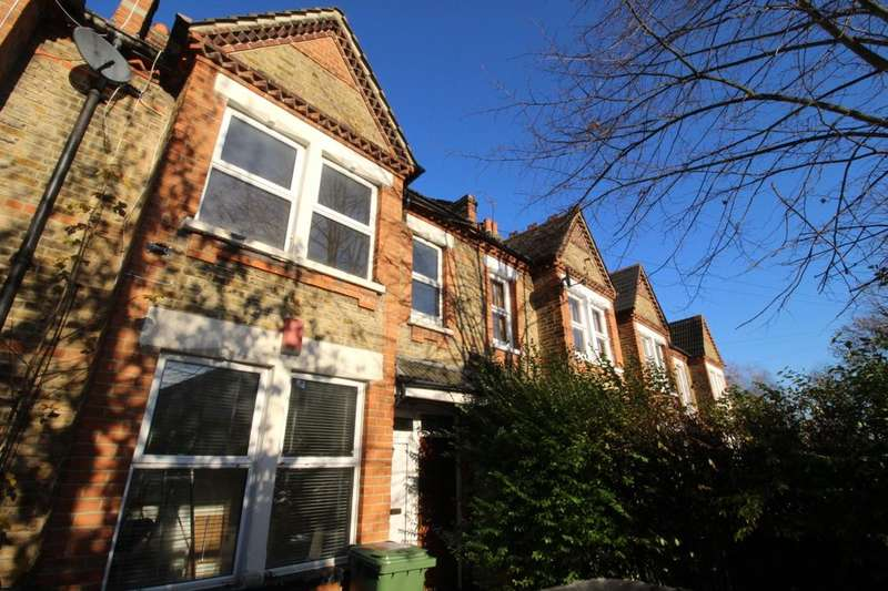 2 Bedrooms Flat for sale in Adamsrill Road, London, SE26