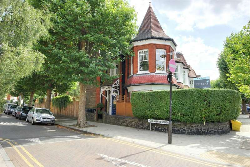 4 Bedrooms End Of Terrace House for sale in Park Road, Crouch End, London