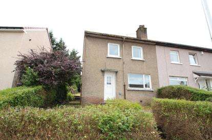 2 Bedrooms End Of Terrace House for sale in Denewood Avenue, Paisley