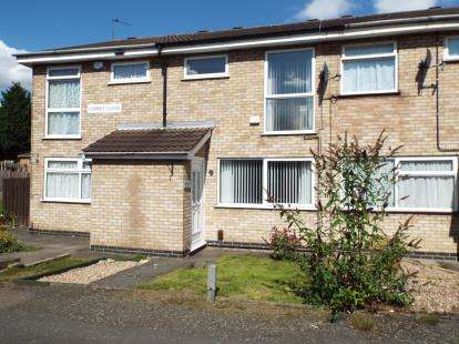 2 Bedrooms Terraced House for sale in Corbet Close, Anstey Heights, Leicester, Leicestershire