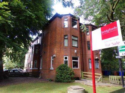 1 Bedroom Flat for sale in Range Road, Whalley Range, Manchester, Greater Manchester