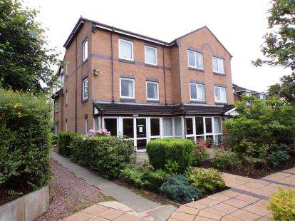 1 Bedroom Retirement Property for sale in Rectory Court, 114 Church Lane, Marple, Cheshire
