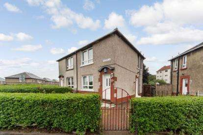 2 Bedrooms Semi Detached House for sale in Westmuir Place, Rutherglen, Glasgow, South Lanarkshire
