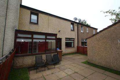 4 Bedrooms Terraced House for sale in Lanfine Way, Girdle Toll, Irvine, North Ayrshire