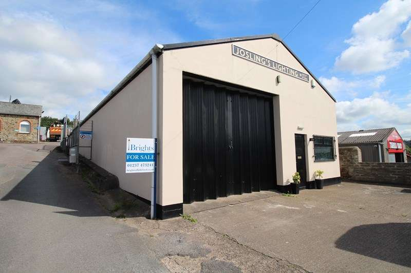 Light Industrial Commercial for sale in Nuttaberry Hill, Bideford