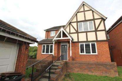 4 Bedrooms Detached House for sale in Eden Court, Nuneaton, Warwickshire
