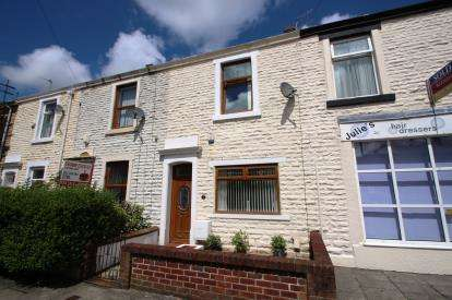 3 Bedrooms Terraced House for sale in Brothers Street, Mill Hill, Blackburn, Lancashire, BB2
