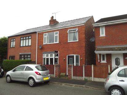 3 Bedrooms Semi Detached House for sale in Hilton Street, Ince, Wigan, Greater Manchester, WN3