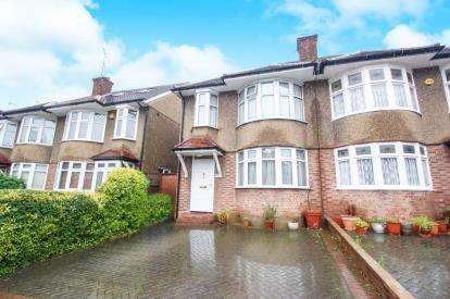 3 Bedrooms Semi Detached House for sale in Pymmes Green Road, London, .
