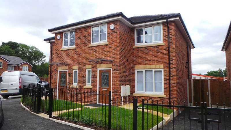 3 Bedrooms Semi Detached House for rent in Magna Drive, Crumpsall