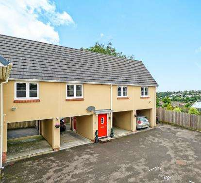 2 Bedrooms Semi Detached House for sale in Bodmin, Cornwall, England