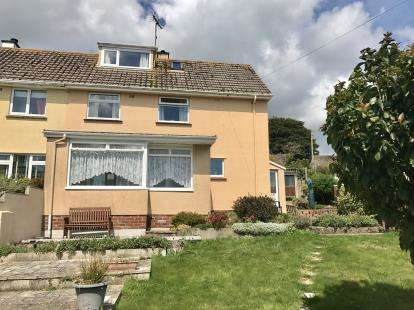 4 Bedrooms End Of Terrace House for sale in Stoke Fleming, Dartmouth