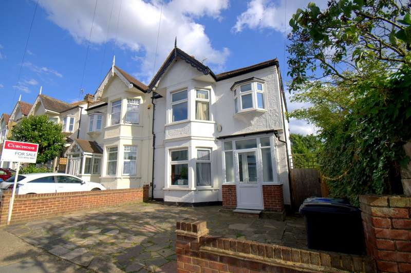 4 Bedrooms Semi Detached House for sale in Malden Hill Area