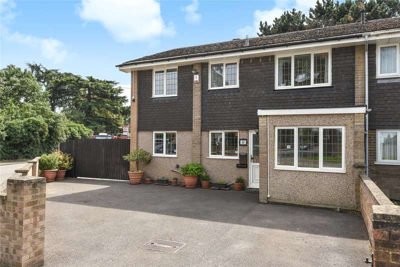 6 Bedrooms End Of Terrace House for sale in Parsonage Close, Hayes, Middlesex, UB3