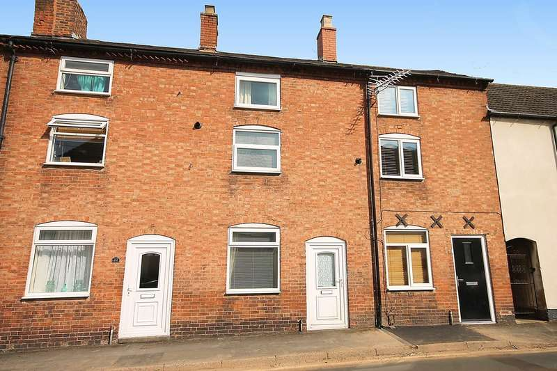 2 Bedrooms Terraced House for sale in New Street, Fazeley, Tamworth, B78 3RD