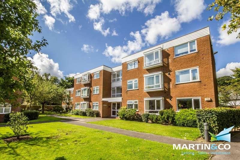 2 Bedrooms Flat for sale in Kelton Court, Carpenter Rd, Edgbaston, B15