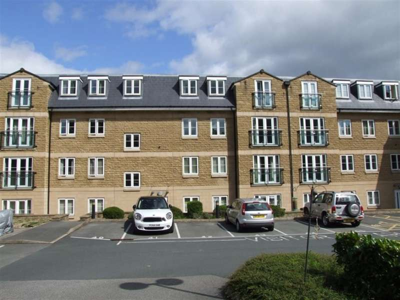 2 Bedrooms Apartment Flat for sale in The Hub, Caygill Terrace, Halifax, HX1 2NF