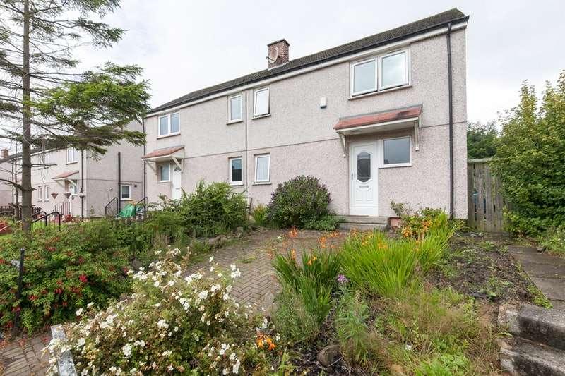 3 Bedrooms Semi Detached House for sale in Hillhouse Avenue, Bathgate, West Lothian, EH48