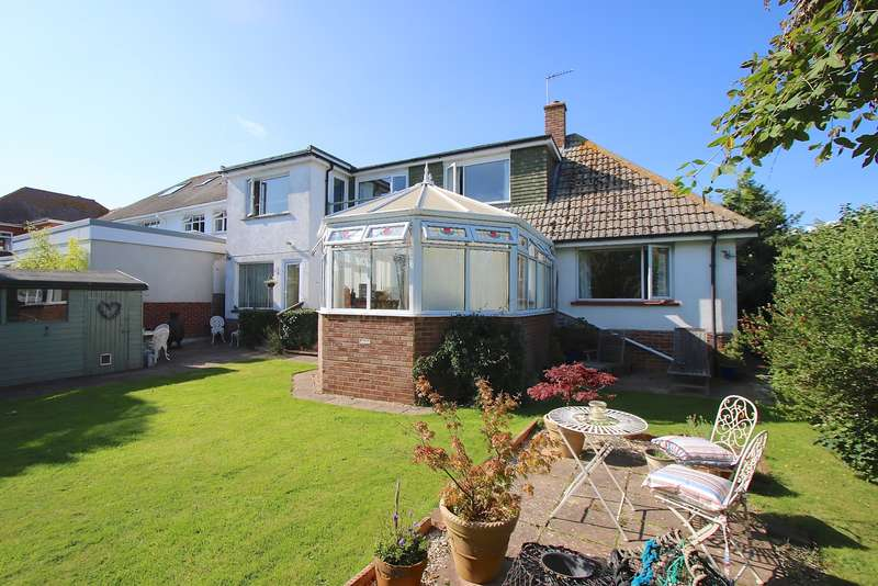 4 Bedrooms Detached House for sale in BATTLEMEAD, SWANAGE