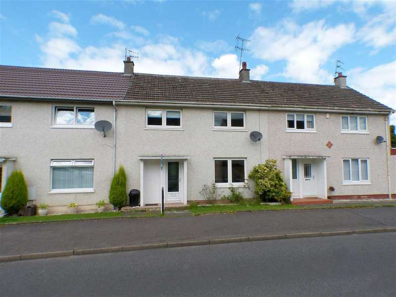3 Bedrooms Terraced House for sale in Paterson Terrace, Murray, EAST KILBRIDE