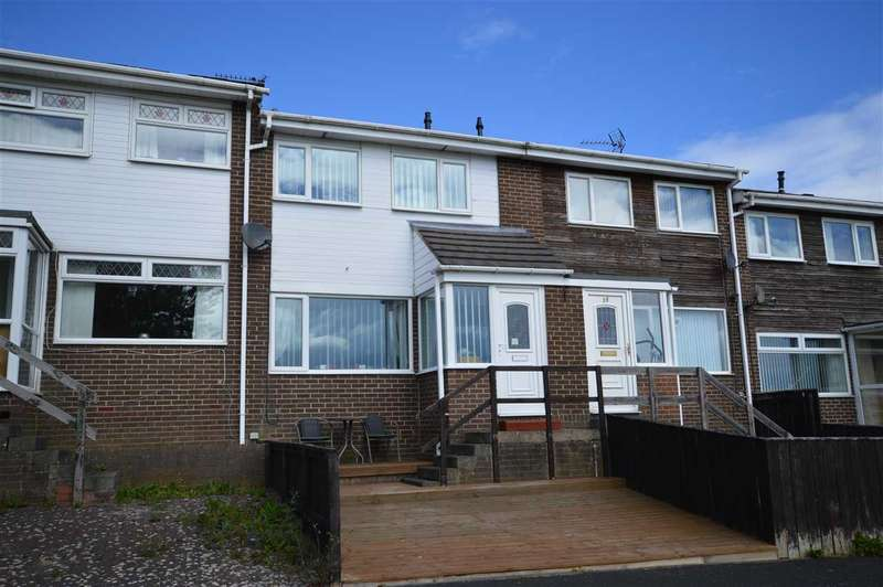 3 Bedrooms Link Detached House for sale in Hawick Close, Stanley